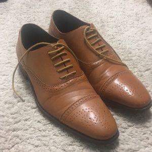 Men's WingTip Dress Shoes